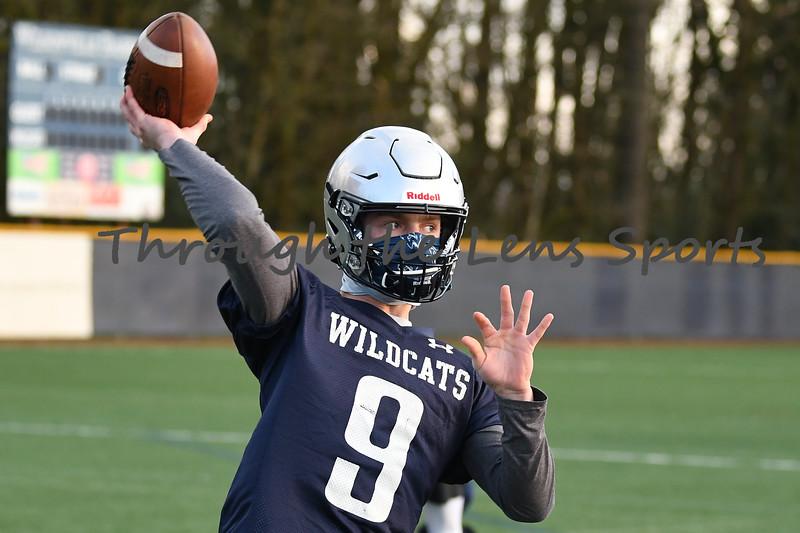 Wilsonville Football Practice 2021