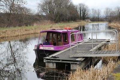 tctours2019 episode 7 Re-Union Canal Boats Helmsman Training