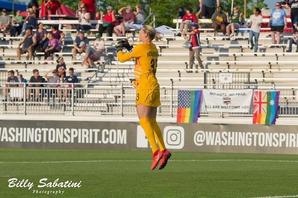 Portland Thorns FC vs. Washington Spirit - May 18, 2019