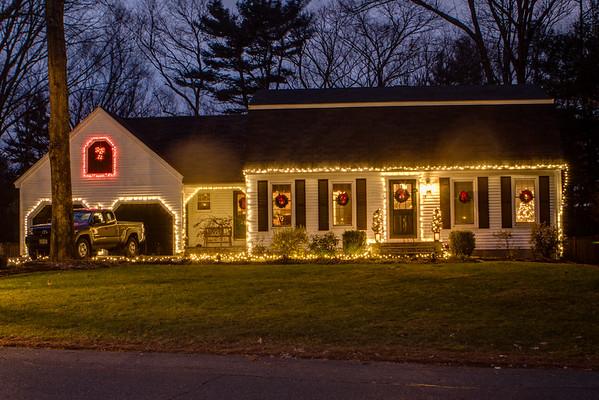 Ashland Holiday Lights 2015