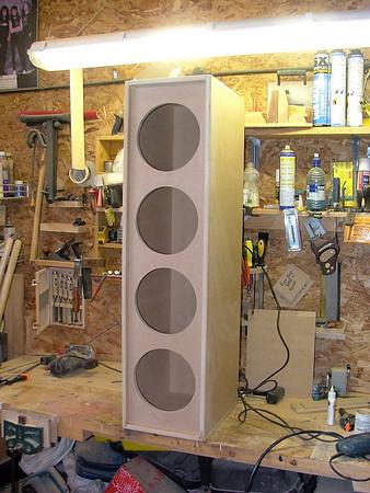 "4x10"" Speaker Box"