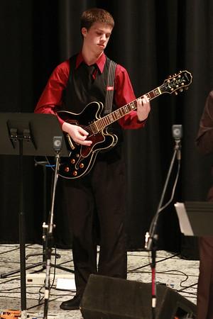Jazz Band Concert Spring '11