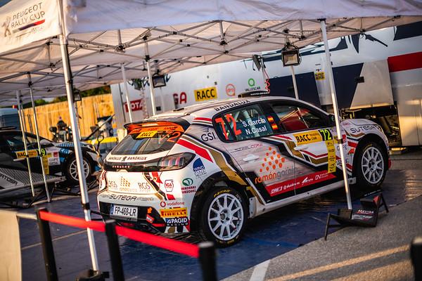 WRC RALLYRACC RALLY DE ESPAÑA 2021