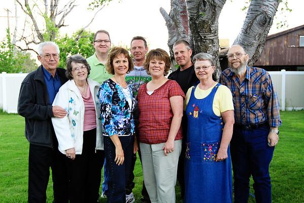 Hughes Extended Family