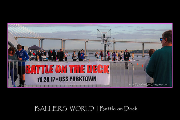 BALLERSWORLD | Battle on The Yorktown