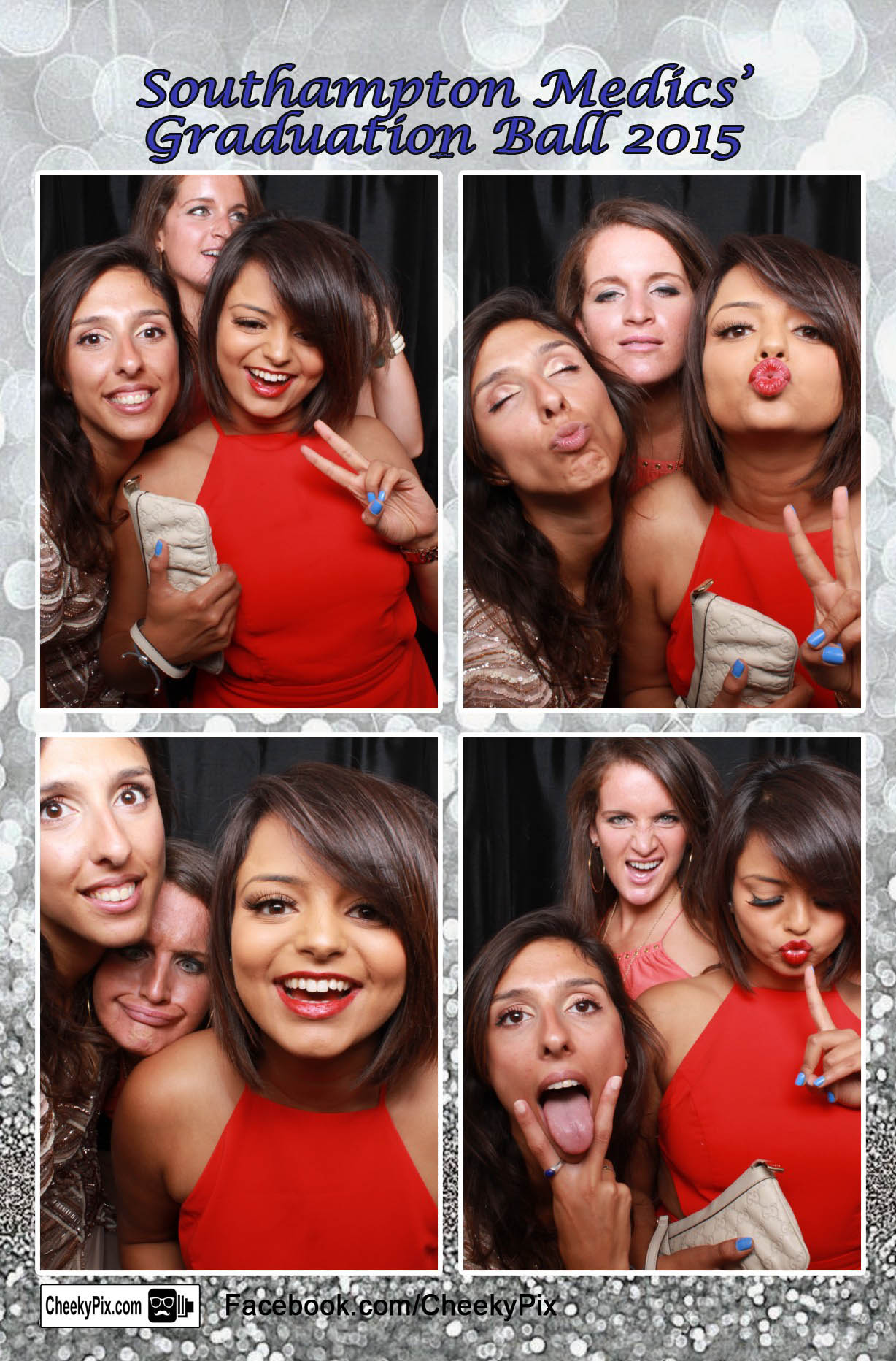 Ball photobooth hire