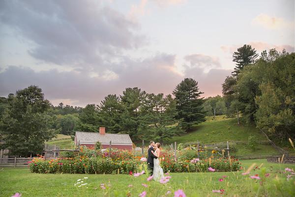 Sam and Brett Wedding