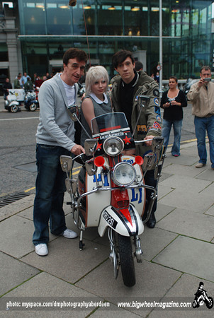 Quadrophenia the musical - at His Majesty's Theatre - Aberdeen, UK - August 18, 2009