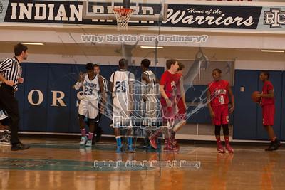 JV Boys Basketball 15Jan14