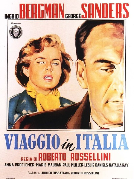 Journey to Italy (1954) - Films set in Italy