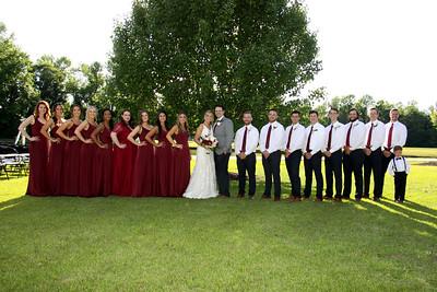 Brandan & Kara's Wedding Day