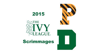 2015 Ivy League Scrimmages Videos