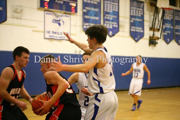 Boys Basketball 1-14-14