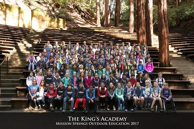 The Kings Academy 2017