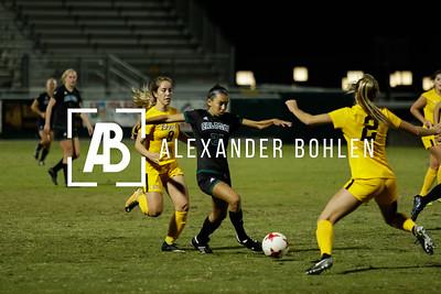 2017 Cal Poly Women's Soccer vs LBSU
