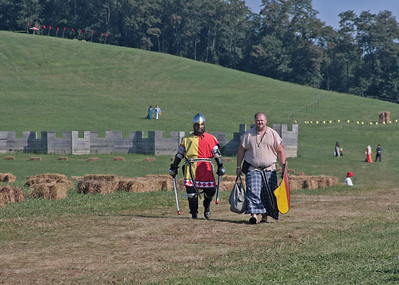 Pennsic XXXVII - The first Saturday