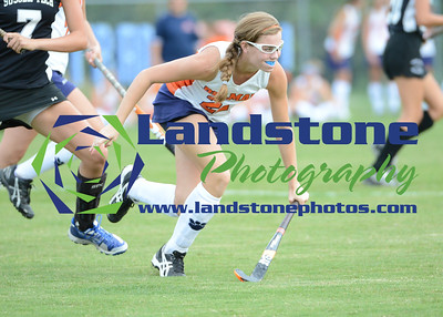 Delmar Varsity Field Hockey vs Sussex Tech