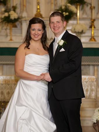 Brittany & Eric's Wedding- Preliminaries