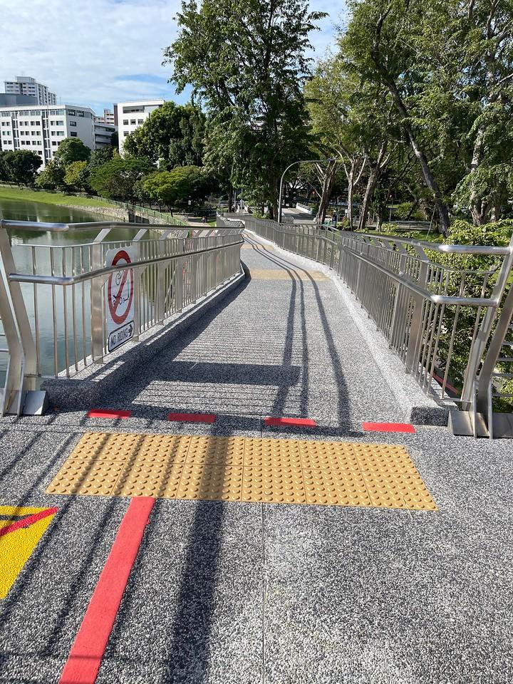 Kallang Park Connector : Bishan to Braddell