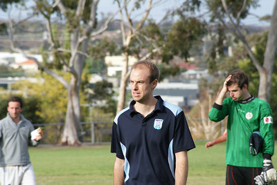 2009-05-16 Mens Reserves v Old Melburnians