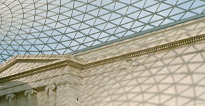 Photograph of British Museum Great Court