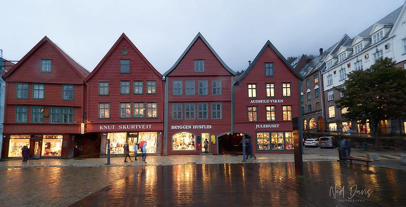 Bryggen Wharf
