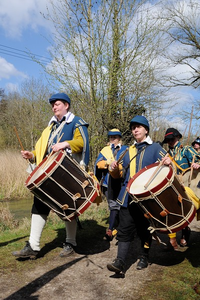 Sealed Knot (06-Apr-15)