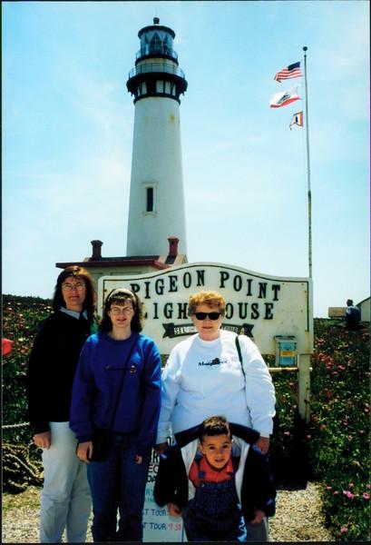 Ramona Stotler, Ericka Rider, Lydia Sullivan, and Patrick Stotler.JPG