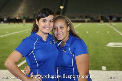 Panthers vs. Connally Cougars