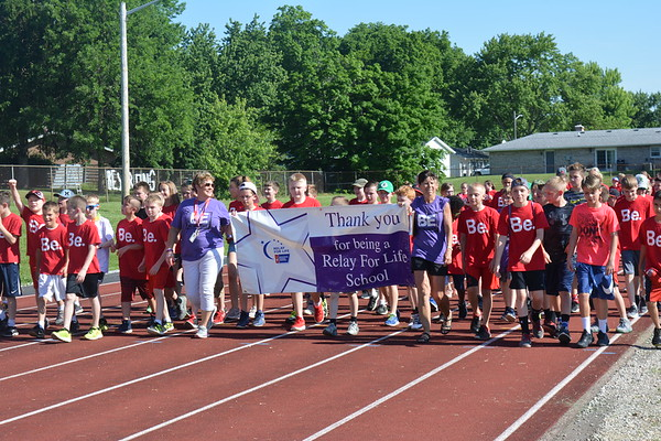 Relay for Life Field Day 2018