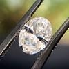 1.05ct Oval Cut Diamond GIA H SI1 15