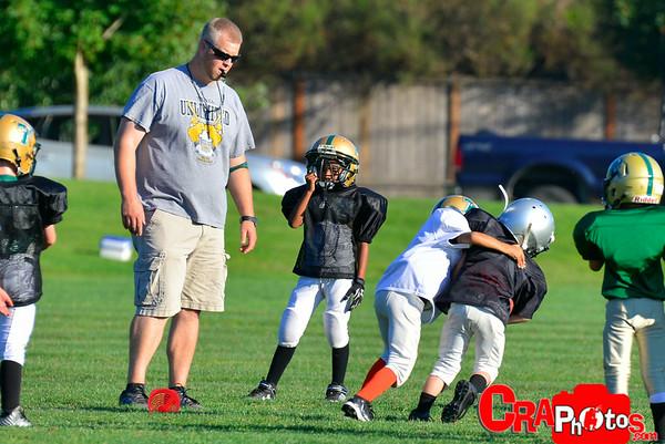 Minors - practice