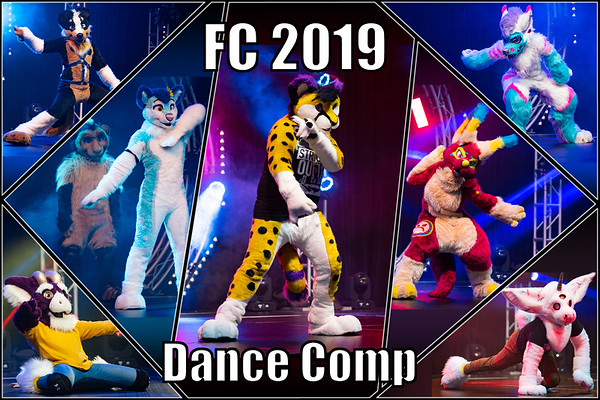 FC2019 Dance Competition