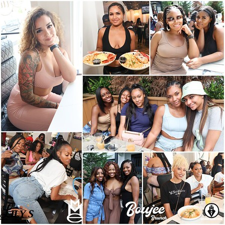BOUJEE BRUNCH @ Lily's 06-27-21
