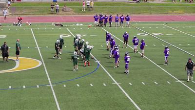 2013. GYF Football. 8th Grade; Sean.