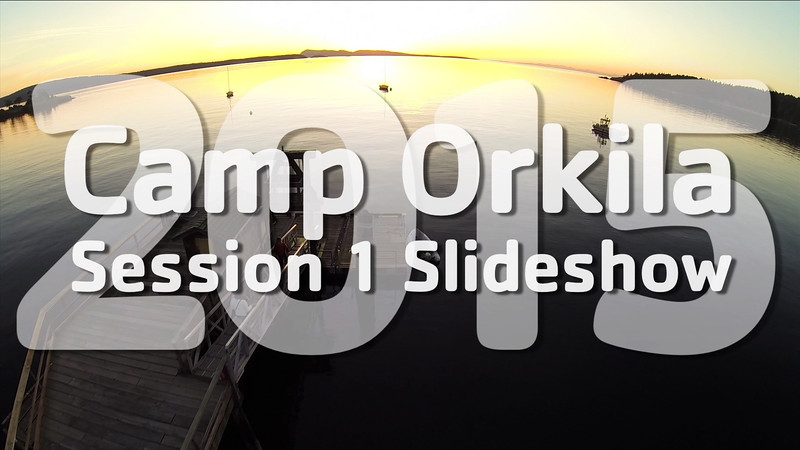 YMCA Camp Orkila 2015 | Session 1 Slideshow