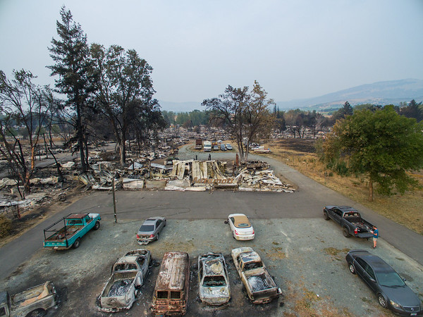 Almeda Fire Aftermath | Jantzer Auto