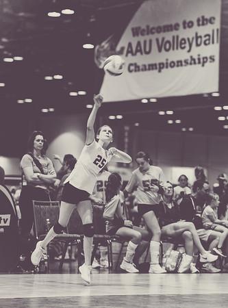 AAU Volleyball Orlando FL June 2021