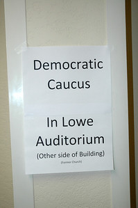 Kansas Democratic Party Caucus 29th Sen District Feb, 4 2008