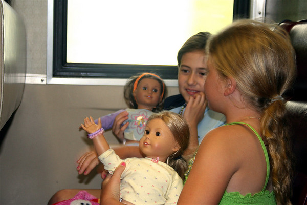 American Girl Dolls Turn 9 in NYC!