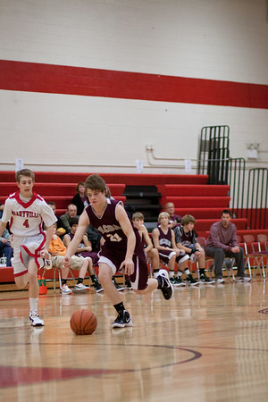 Alcoa Middle vs Maryville 12.01.11
