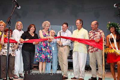 June 3rd, 2011 ArtsPark Amphitheater Grand Opening Celebration