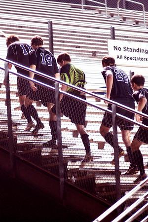 February 26, 2005 - Boys Soccer