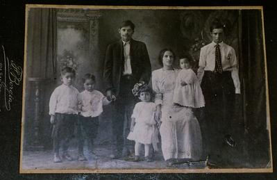 1940s Pre-History: Josephine (Reyes) Bustillos