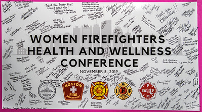 2019-11-08 Women FFs Health & Wellness Conf