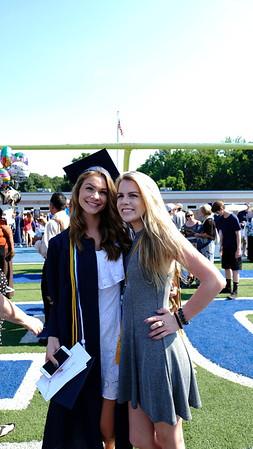 Ariel's graduation