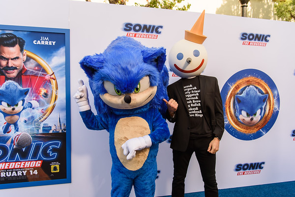 Jack in the Box x Sonic 01.25.20