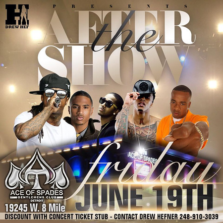 Ace Of Spades 6-19-15 Friday