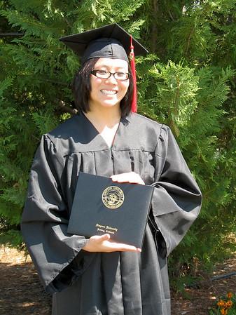 April 2009 Graduation