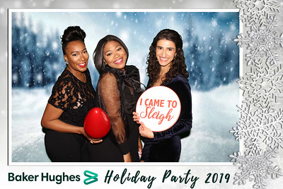 December 13, 2019 - Baker Hughes Holiday Party